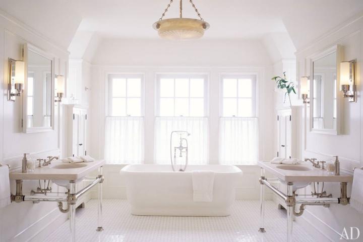 Bathroom, Architectural Digest