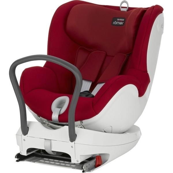 Britax Römer Dualfix/ISOFIX Car Seat - Flame Red